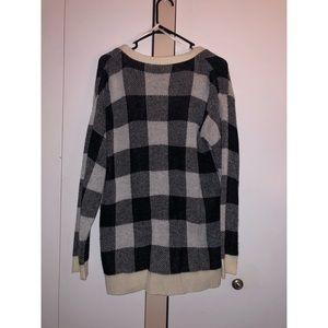 wild fable Sweaters - Wild Fable Plaid Cardigan